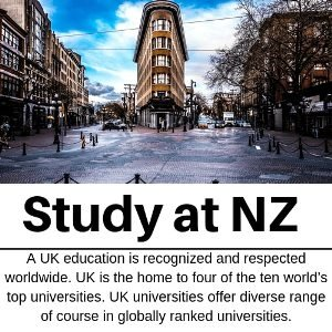 Study at New Zealand